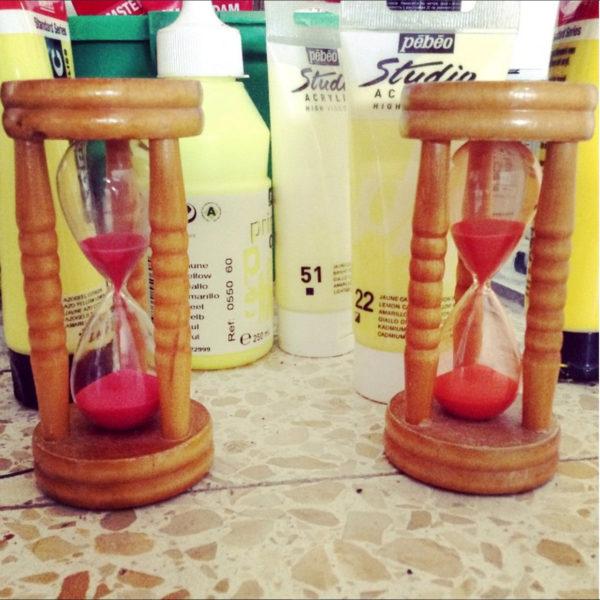 Hourglass 89, 90, classic