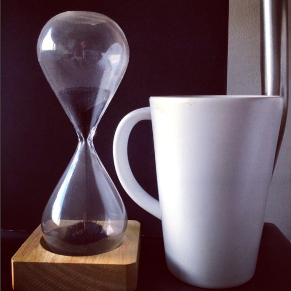 Hourglass 92, magnet 1