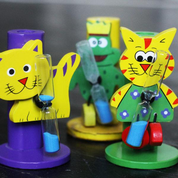 Hourglass Toys Set