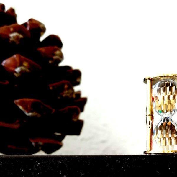Hourglass 121, micro, Swarovski