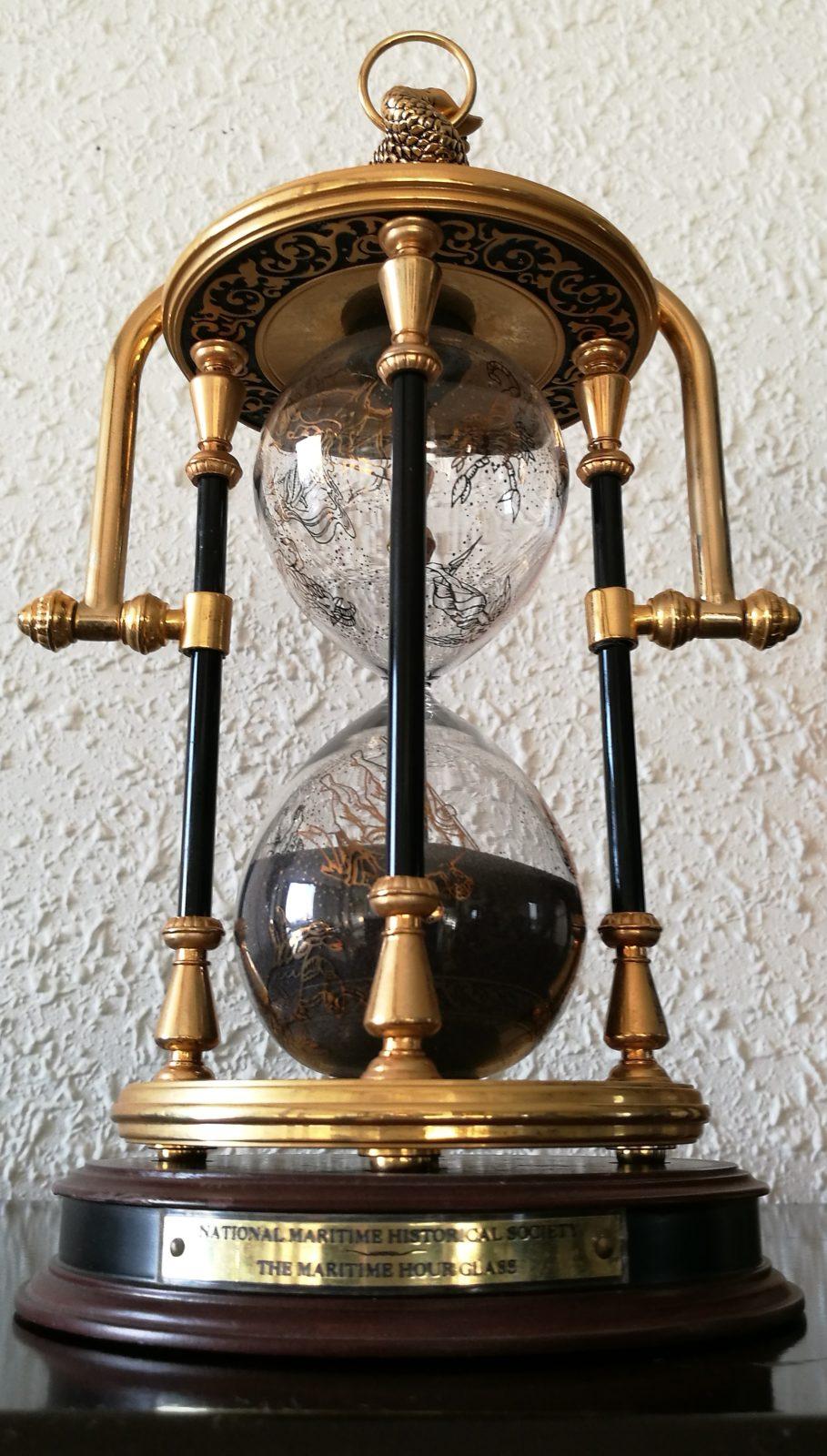 Hourglass 166