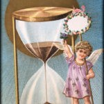 Hourglass 291 post card